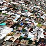 Soloselbständige gegen Mindestbeitrag Berufsbildung (photo-montage)