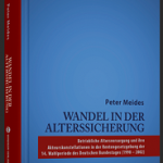 Dr. Peter Meides: Wandel in der Alterssicherung.