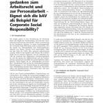 Dr. Peter Meides: Eignet sich die bAV als Beispiel für Corporate Social Responsibility?