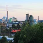Entwurf CSR-Richtlinie-Umsetzungsgesetz : Industriepark, Umwelt
