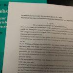 Entwurf Sozialpartnermodell Betriebsrente
