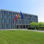 Bundesarbeitsgericht, Eingang