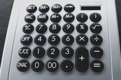 Calculator, Rechnungszins, rechnungszinsfuß 6%, 6a EStG