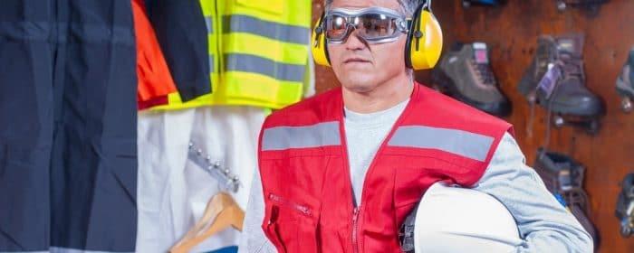 Schutzbekleidung; Fürsorgepflicht des Arbeitgebers