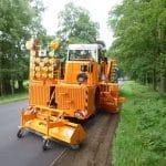 Bankettfräse Typ Dücker SBF, Soka-Bau Beitrag