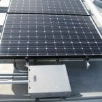 Soka-Bau, Photovoltaik-Installation, Solarpanel