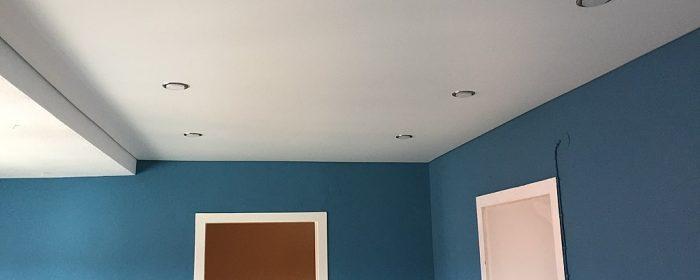 Aufhängen von Spanndecken, Soka-Bau