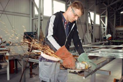 zulassungspflichtiges handwerk, metallbau