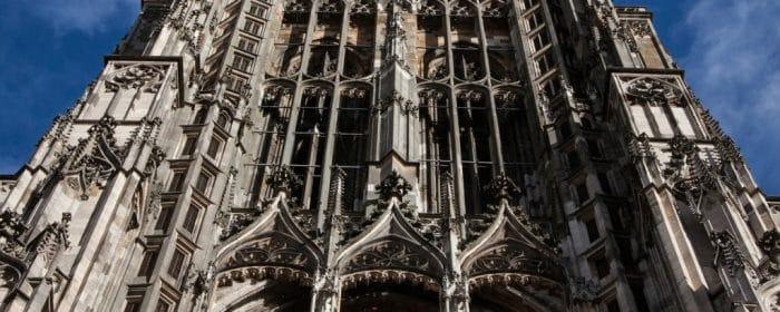 Ulmer Münster, Restaurieren