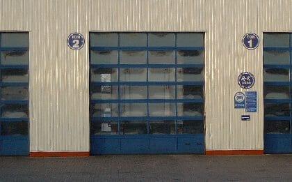 Tür, Fenster, Tor-Montage