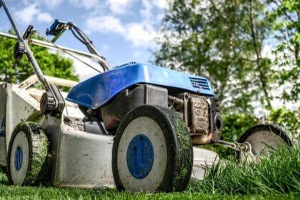 Rasen, Einzugsstelle Garten- und Landschaftsbau