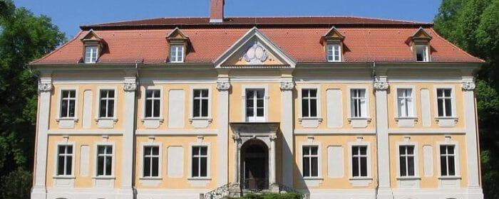 Schlossrenovierung Betrieb des Baugewerbes