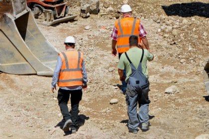Arbeitnehmerüberlassung zwischen Baubetrieben, Leiharbeiter am Bau